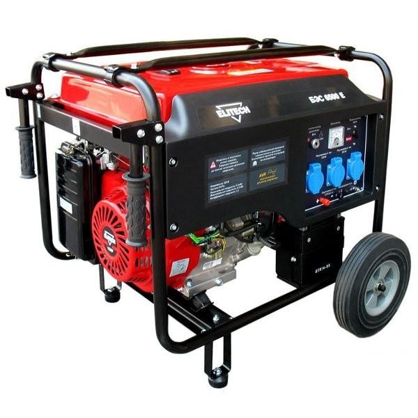 Бензиновый генератор elitech бэс 3500 ем отзывы 3500