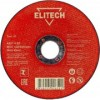 Абразивные отрезные диски по металлу Elitech